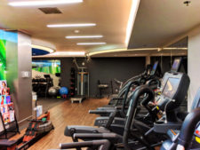 Fitness studio of EVEN Hotels Times Square South New York City 3