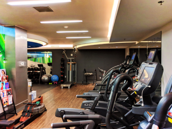Fitness Studio Of Even Hotels Times Square South New York