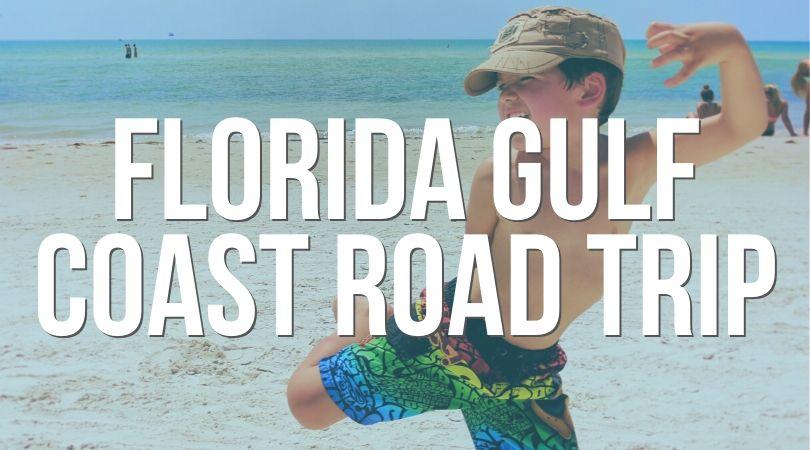 Florida Gulf Coast Road Trip Landing