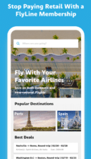 Join FlyLine App cover