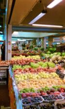 Fruit Market in Pisa Italy 1