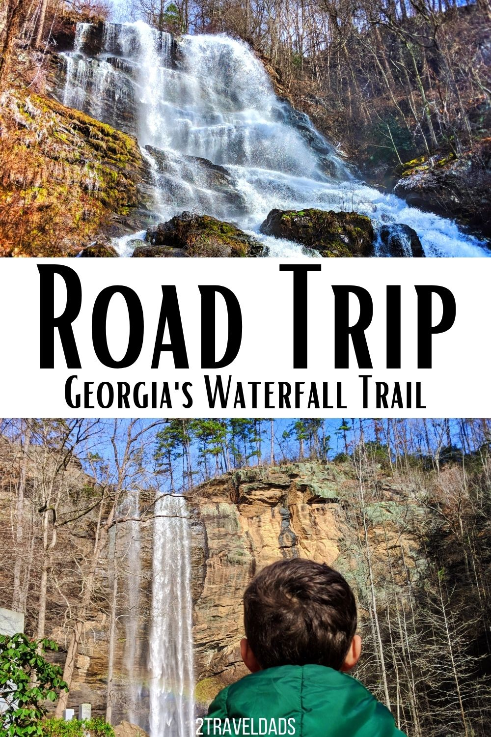 Georgia is gorge-ous... Northern Georgia is full of waterfalls pouring down the slopes of the Appalachian Mountains. This road trip plan visits some of the most beautiful waterfalls in Georgia, including charming mountain towns and state parks. Hiking suggestions, farm stops and more.