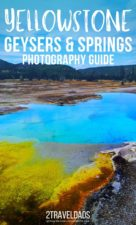 Everything you need to know about visiting geysers and hot springs in Yellowstone National Park. From the science of geysers to photography tips, everything you need to know for exploring the geysers of Yellowstone.