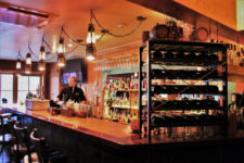 Grotto Bar at Sleeping Lady Resort Leavenworth WA 1b