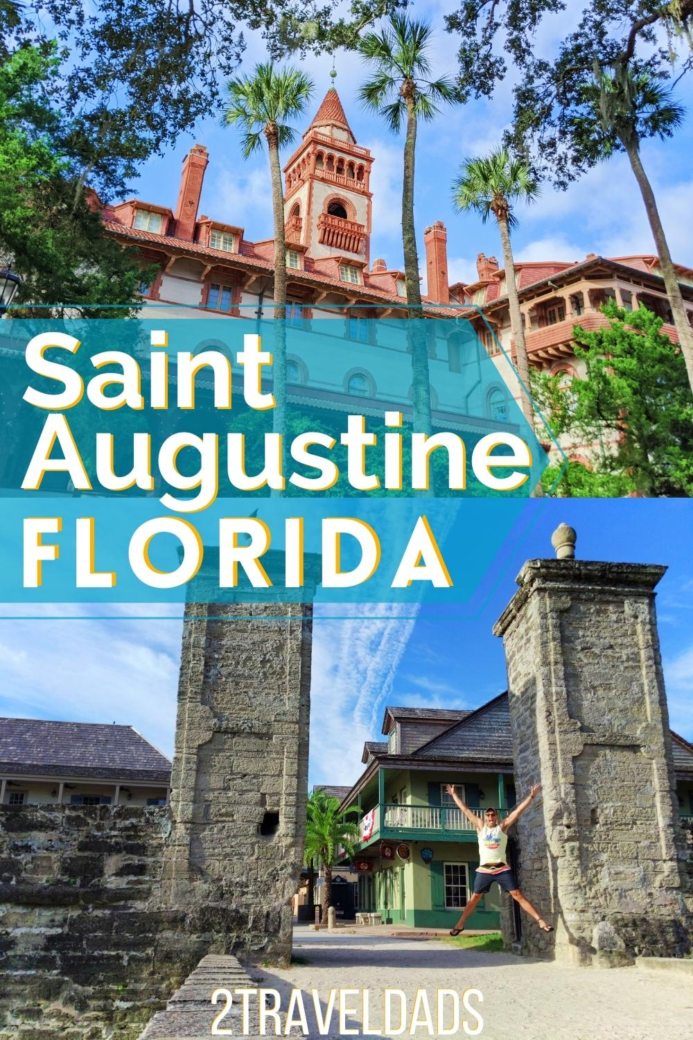 St Augustine has countless things to do, from tours to beaches. The oldest city in the USA, Saint Augustine has a beautiful downtown and amazing food and hotels.