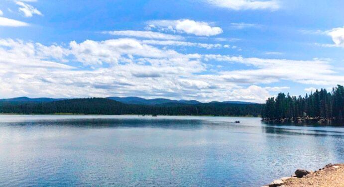 Hawley Lake Pinetop Arizona