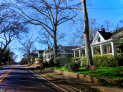 Historic Homes on Pilgrimage Cartersville Georgia 1