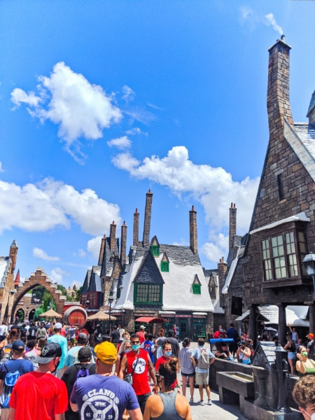 Hogsmeade Wizarding World of Harry Potter Universal Orlando 2020 2