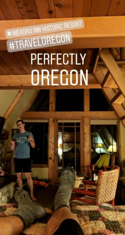 Weasku Inn Grants Pass Oregon IG story