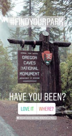 Oregon Caves National Monument IG story