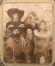 Old West Family Photo, 1990s - courtesy of Jayson Hart