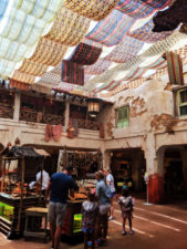 Interior at Tusker House in Africa Disneys Animal Kingdom Disney World Orlando Florida 2