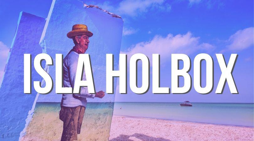 Isla Holbox landing