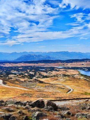 Jack knife turns on Beartooth Highway Yellowstone Country Montana 5 (2)