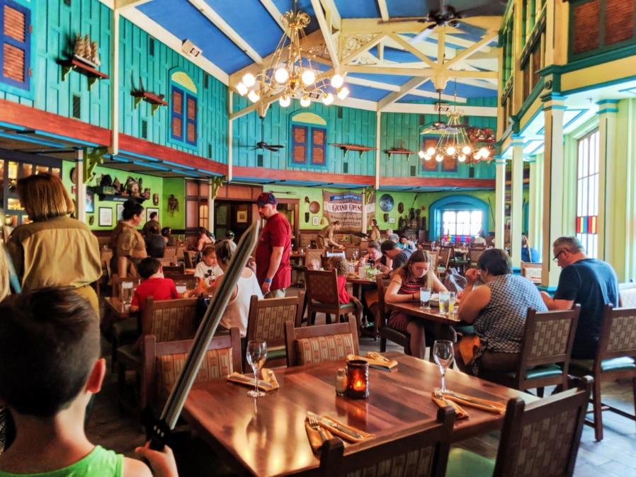 Jungle Skipper Canteen Adventureland at Magic Kingdom Disney World Orlando Florida 1
