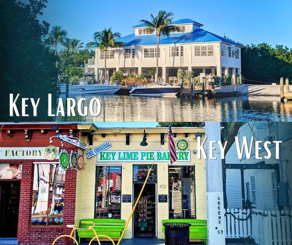 Key Largo vs Key West Example