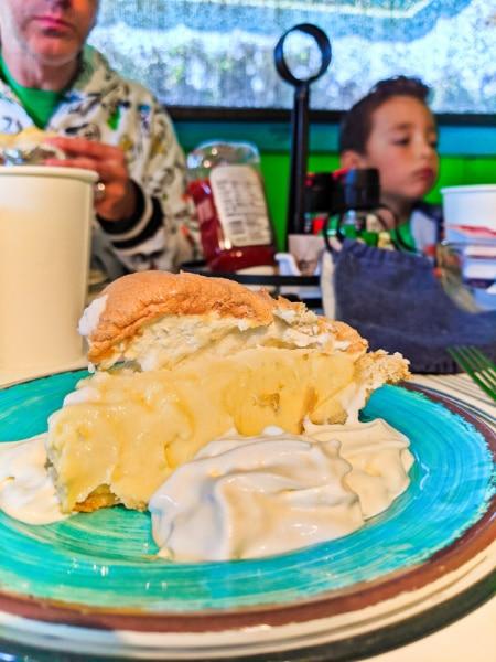 Key Lime Pie at Midway Cafe Islamorada Florida Keys 2020 2