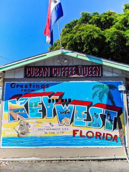 Key West Postcard Mural Florida Keys 2020 1