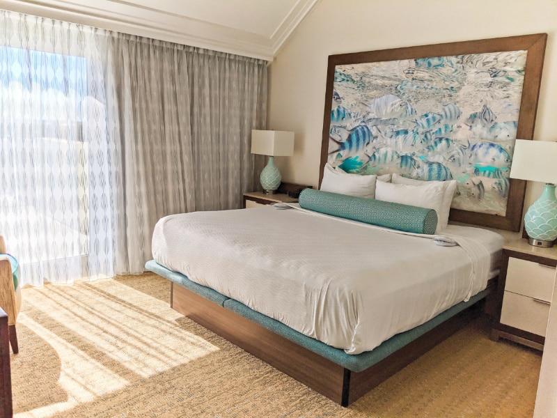 King Bed in Loft Suite at the Laureate Hotel Key West Florida Keys 2020 2
