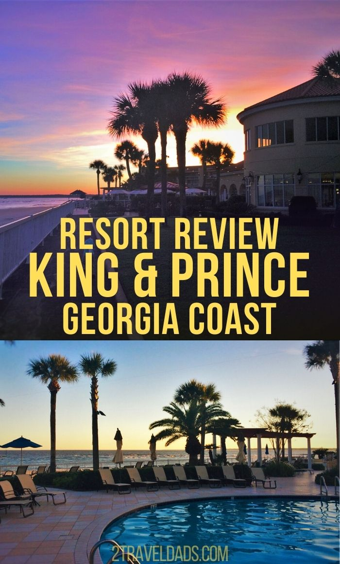 The King and Prince Resort on St Simons Island is a beautiful property, family friendly and an ideal home base for enjoying the Georgia Coast. Read this complete review and tips for having a great visit to the Golden Isles.