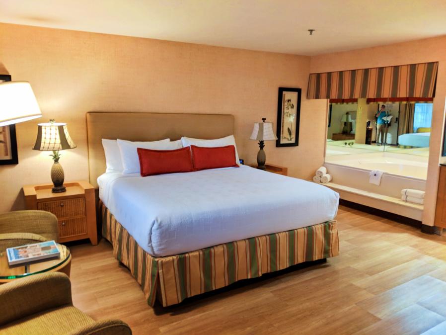 King room at Best Western Plus Las Brisas Hotel Palm Springs 1