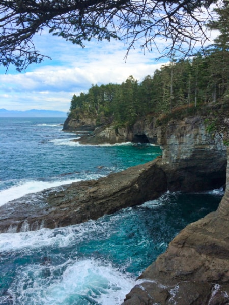 Lands End Cape Flattery Olympic Peninsula 8b