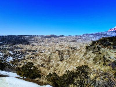 Limestone canyon at Grand Staircase Escalante National Monument Utah 2