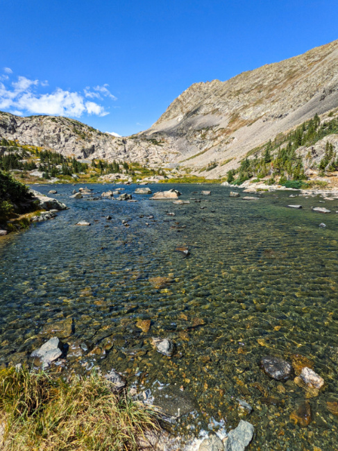 Lower Mohawk Lake White River National Forest Breckenridge Colorado 2