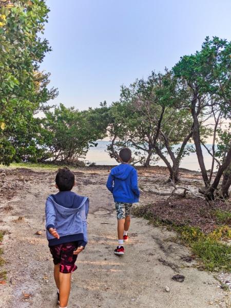 Mangrove Trail at Ocean Pointe Suites Key Largo Florida Keys 2020 1