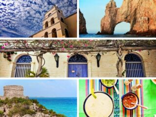 Mexico destinations with travel plans and activities for every pace and budget. From hotels on the beach to swimming in the jungle, Mexican vacation destinations from Cancun to Cabo San Lucas.