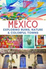 Mexico travel plans and activities for every pace and budget. From hotels on the beach to swimming in the jungle, Mexican vacation destinations from Cancun to Cabo San Lucas.