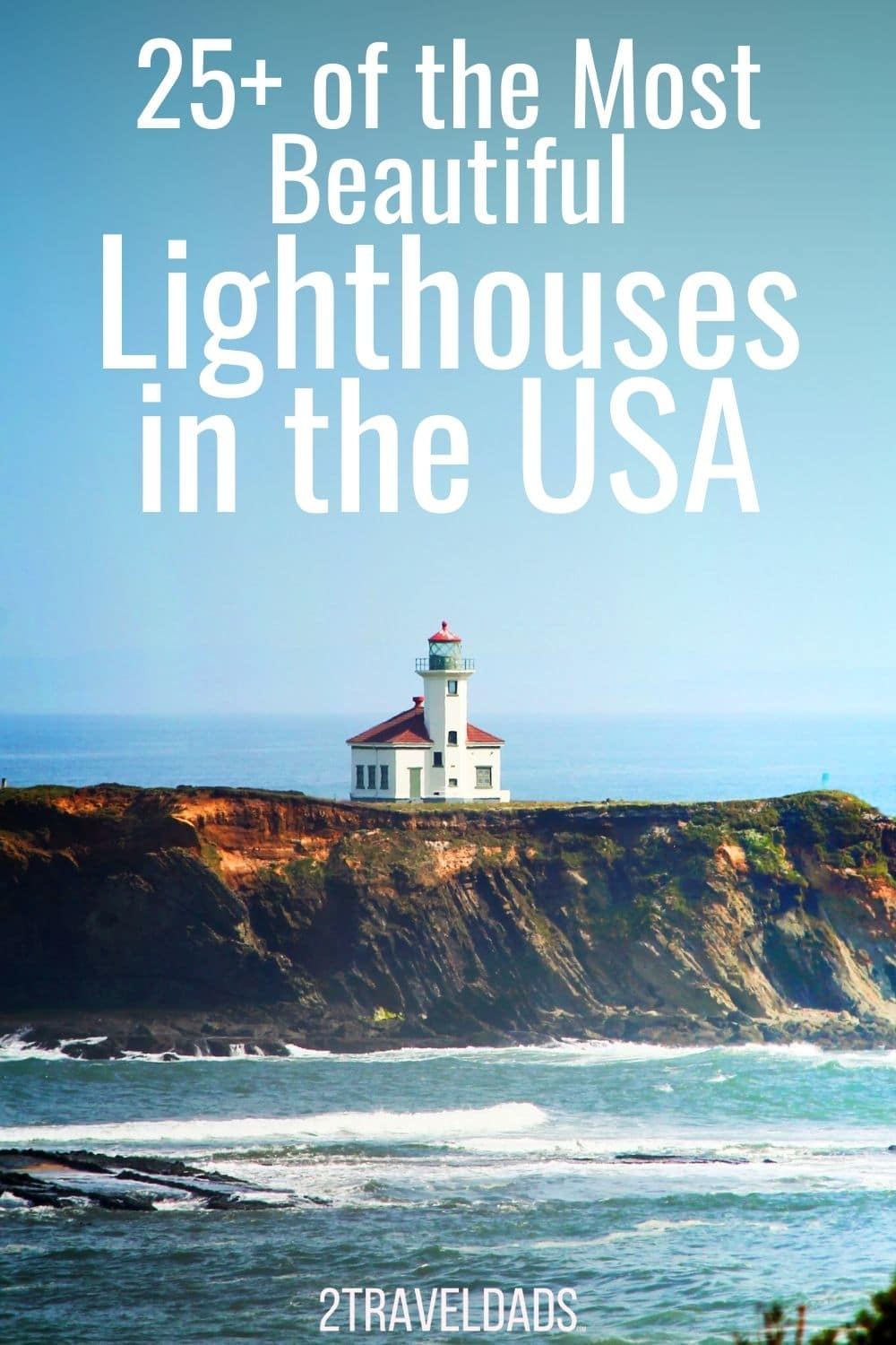 There are more than 100 lighthouses in the USA. These picks are beautiful, easy to visit and make for picturesque road trip adventures, from the Florida Keys to the Oregon Coast.