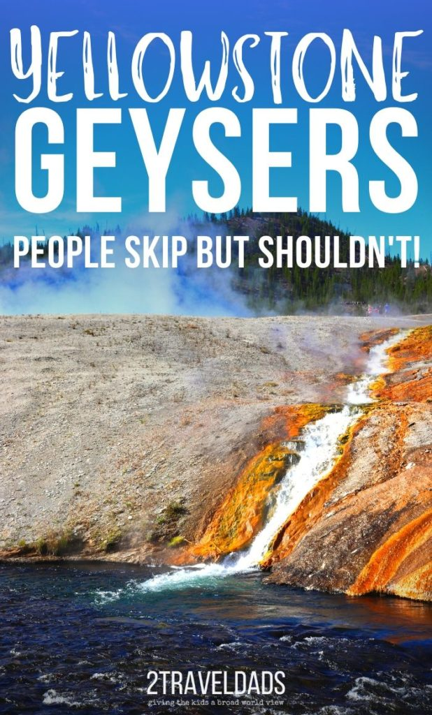 Best geyser recommendations in Yellowstone National Park. Must-see hot springs and geysers that most people miss when they visit Yellowstone. #Wyoming #NationalPark #Yellowstone #hiking