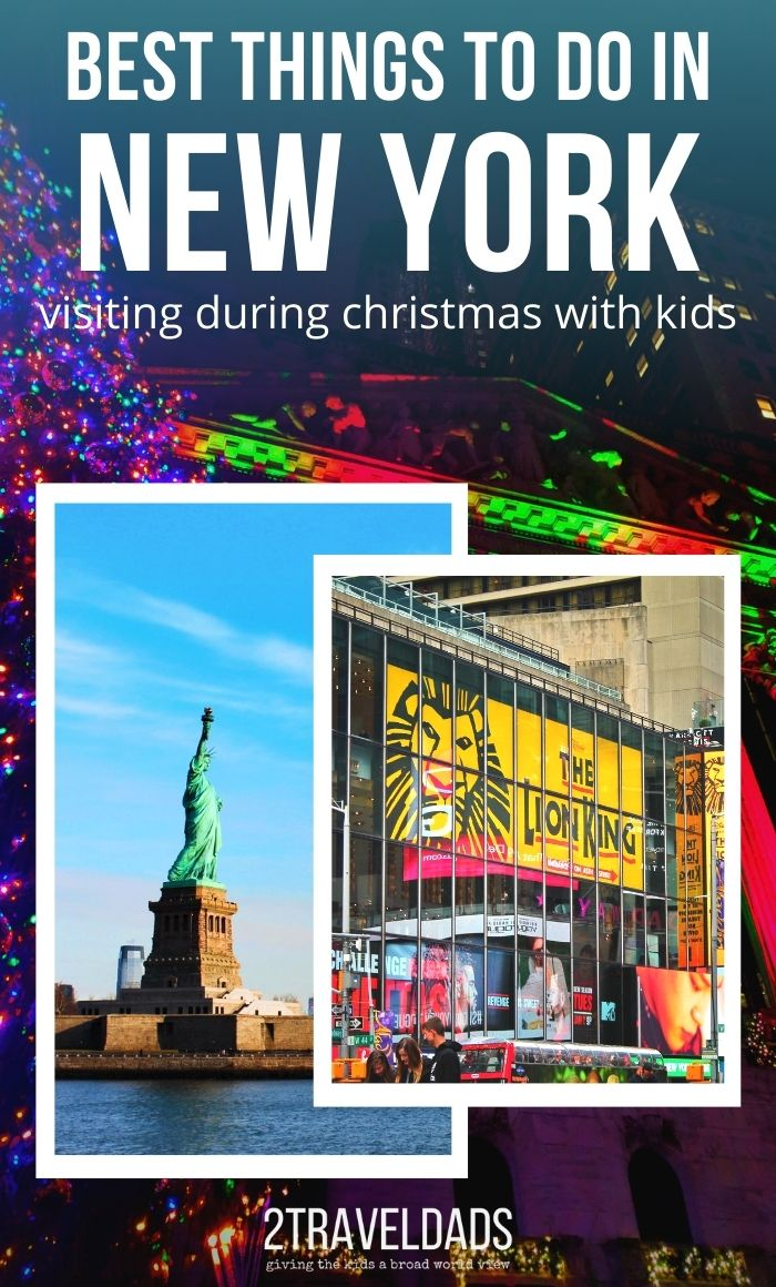 Visiting NYC at Christmas, or anytime, can be a busy trip with so many things to do. These time and money saving tips will ensure a great trip to New York City with kids, including budget friendly hotel recommendations for families.