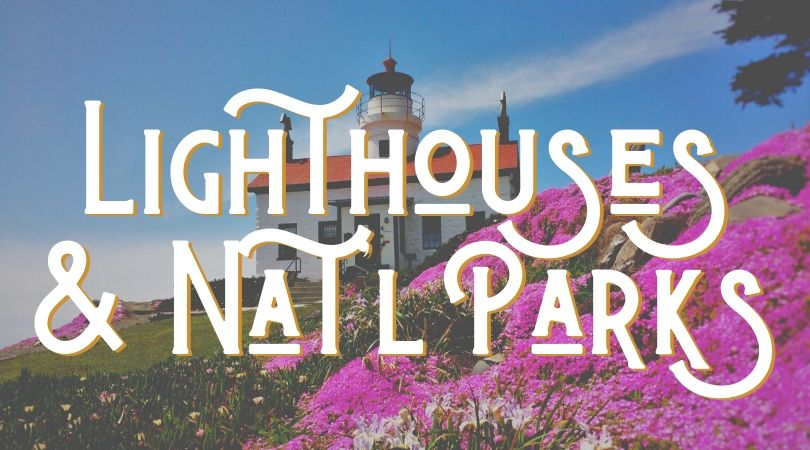 This road trip plan goes up the Northern California coast stopping at National Parks and lighthouses along the way. Great, fun plan for an epic California road trip.