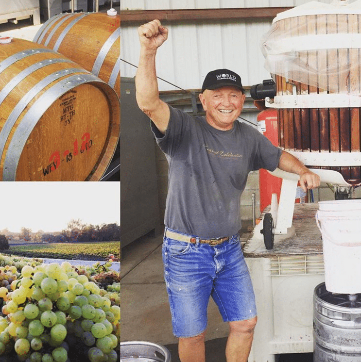 Norman Beko Cottonwood Canyon Winemaker Santa Maria Valley 1