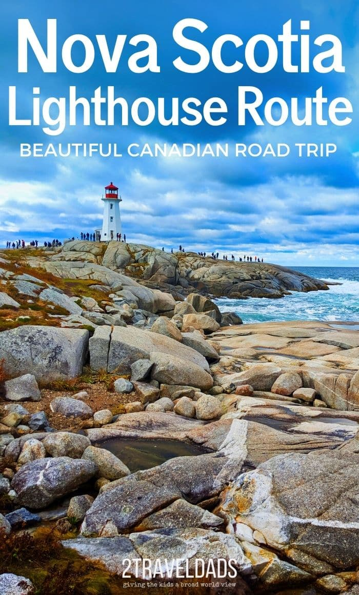 Known as the Nova Scotia Lighthouse Route, he south shore out of Halifax, the capital city of Nova Scotia, is a wonderful, colorful adventure. The lighthouse route is fun and beautiful, one of the best road trips you can do in the Maritimes of Canada.