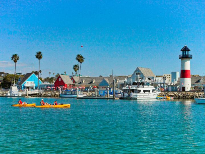 Oceanside SUP & Kayaking: Great Paddling On the Beautiful California Coast