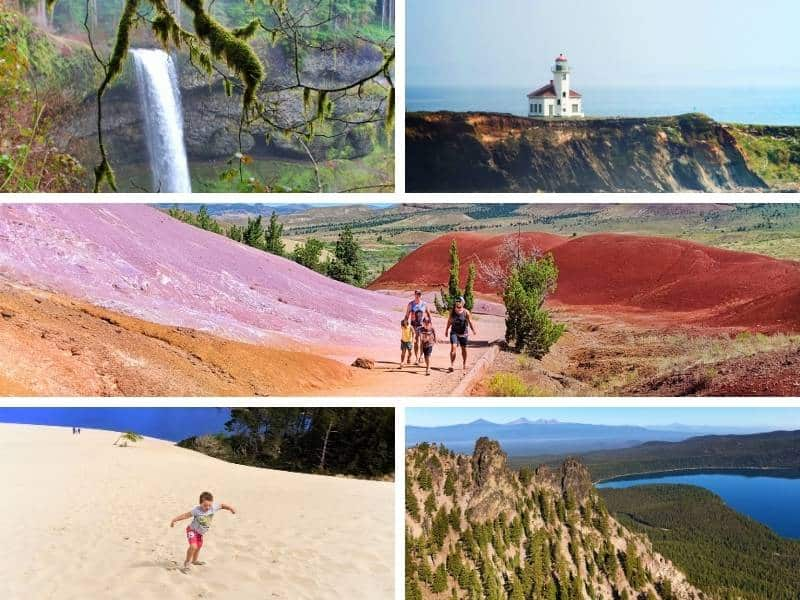 Oregon Bucket List Places to See