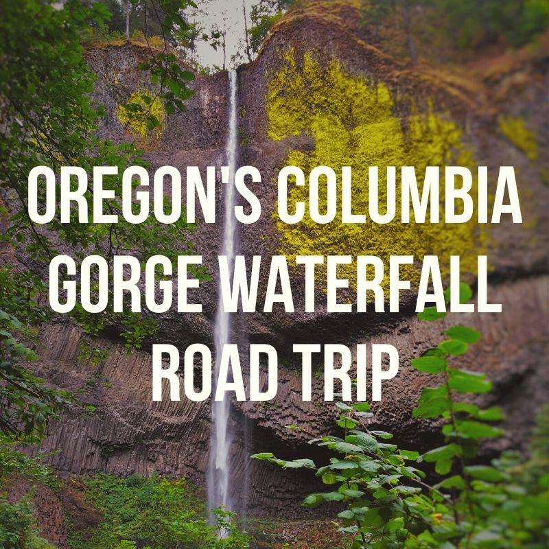 Oregon's Columbia Gorge Waterfall Road Trip Podcast (1)