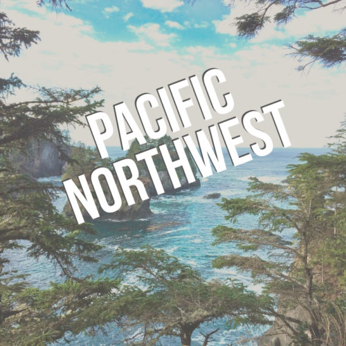 Pacific Northwest button