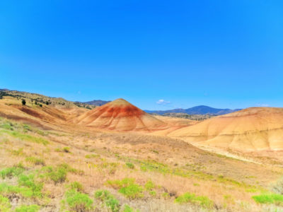 Painted Hills John Day Fossil Beds NM Oregon 1b