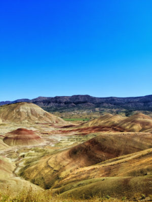 Painted Hills John Day Fossil Beds NM Oregon 5