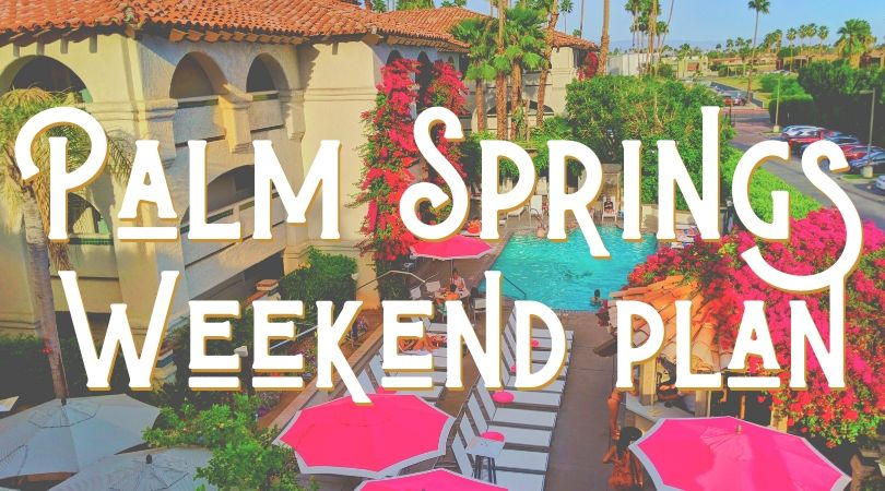 A Palm Springs weekend getaway is full of fun, nature, vintage finds and sunshine. Guide to planning a Palm Springs trip with hiking ideas and more.