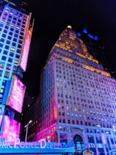 Paramount Building Times Square New York City 1