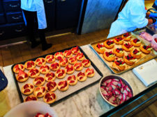 Pastries at Portos Bakery Buena Park California 1