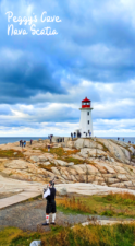 Peggy's Cove, Nova Scotia - 30+ awesome things to do in Nova Scotia with kids, travel in Halifax, Lunenburg, Peggy's Cove, the Bay of Fundy and more. The road trip around Canada that's perfect for photography, history and fall colors. #NovaScotia #halifax #bayoffundy