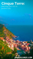 Planning for hiking in Cinque Terre or visiting via boat is worth the time and effort. Guide for budgeting time, money and energy for an incredible visit to the Italian Riviera.