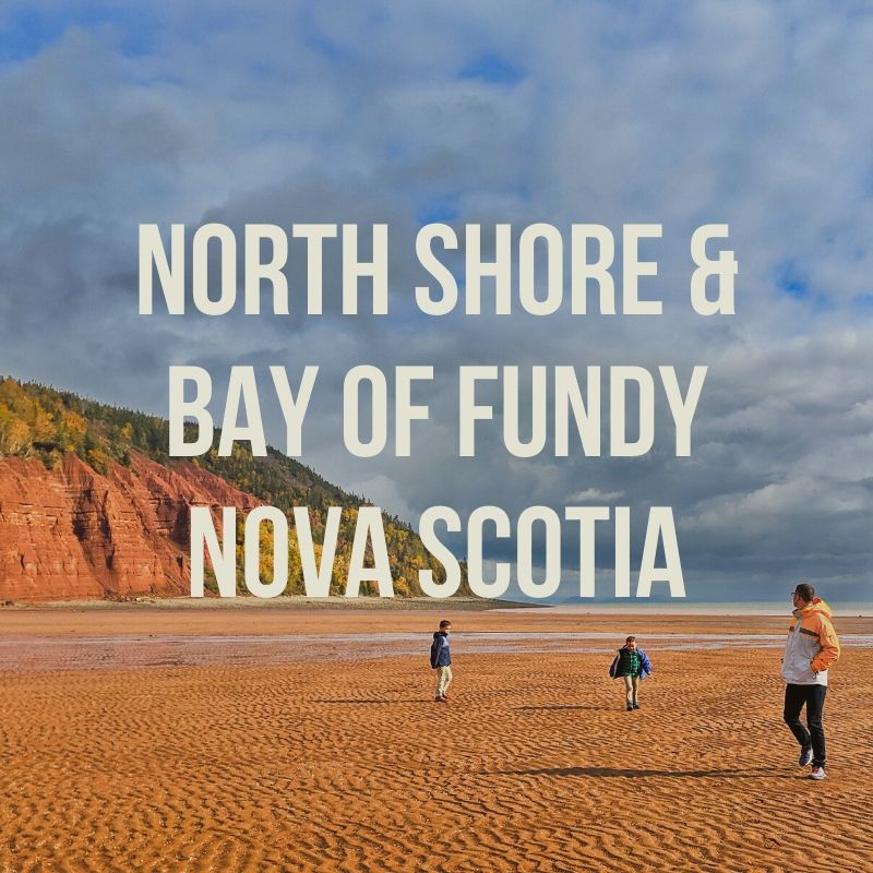 Podcast - Bay of Fundy Nova Scotia