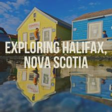 Exploring Halifax Nova Scotia - podcast